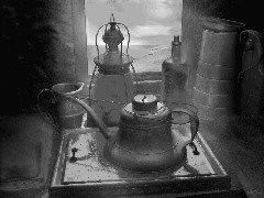 The Lighthouse Keeper's Tools.