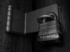 Master Lock.